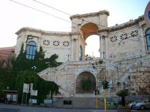 Bastión Saint Remy (Cagliari)